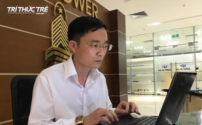 """Tạm đình chỉ chức vụ Viện trưởng của """"nhà báo quốc tế"""" Lê Hoàng Anh Tuấn"""