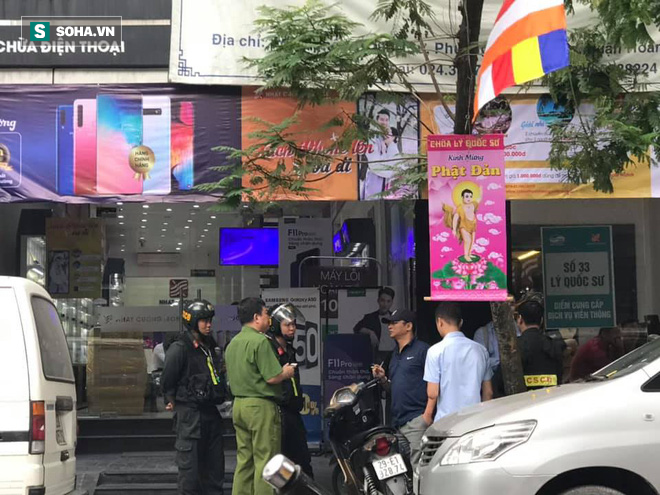 [Nóng] CA khám nơi ở của quản lý Nhật Cường Mobile, nhiều cửa hàng đã đóng cửa - Ảnh 5.