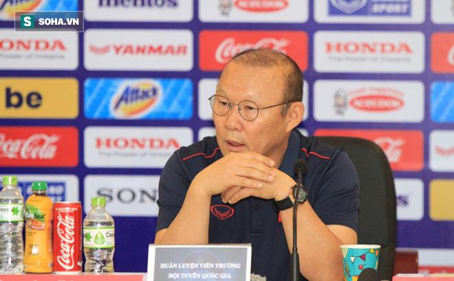 BLV Quang Huy: Thầy Park ngỡ ngàng cũng phải thôi, có khi chúng ta đã bị Thái Lan