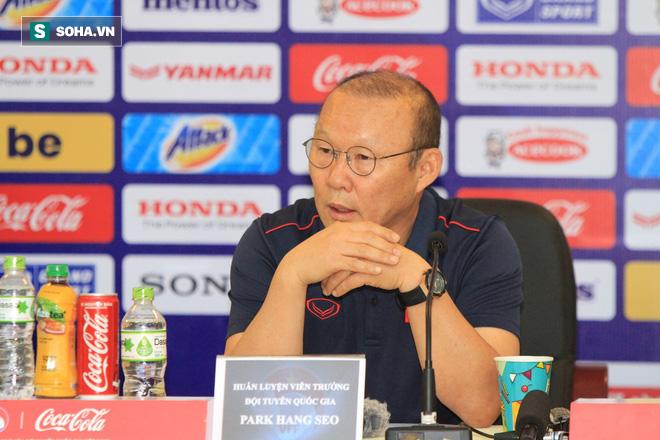 HLV Park Hang-seo: Bây giờ mới biết vì sao người ta bảo làm HLV tuyển Việt Nam mệt mỏi lắm - Ảnh 1.