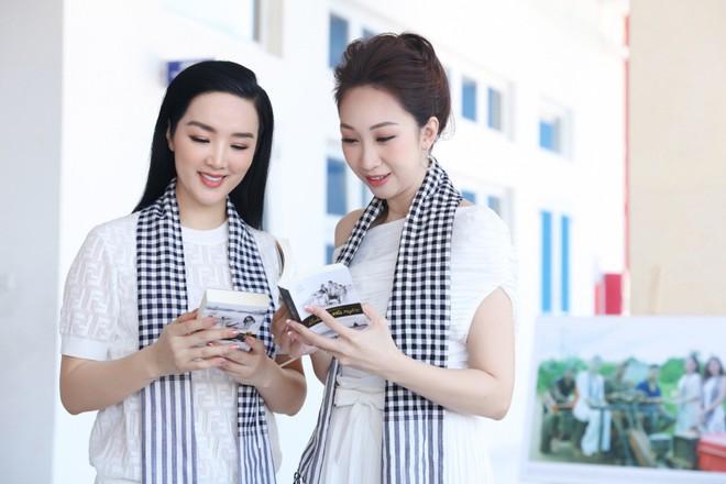 Hoa hậu Đền Hùng Giáng My: Tri thức và khát vọng sẽ quyết định thành công - Ảnh 2.