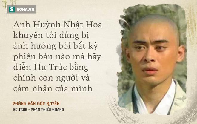 Hư Trúc Thiên Long Bát Bộ trả lời báo Việt Nam: Tôi day dứt vì không thể ở bên vợ con nhiều hơn! - Ảnh 3.