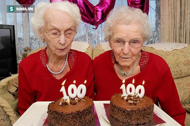 Cặp song sinh 100 tuổi: Tất cả bí quyết sống thọ chỉ là làm tốt 3 việc đơn giản hàng ngày - ảnh 1