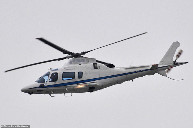 Hiện trường vụ trực thăng lao vào tòa nhà 54 tầng ở New York - ảnh 2