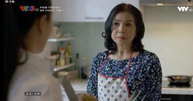 Điều ít biết về mẹ chồng tương lai của Hoàng Thùy Linh trong 'Mê cung' - Ảnh 1.