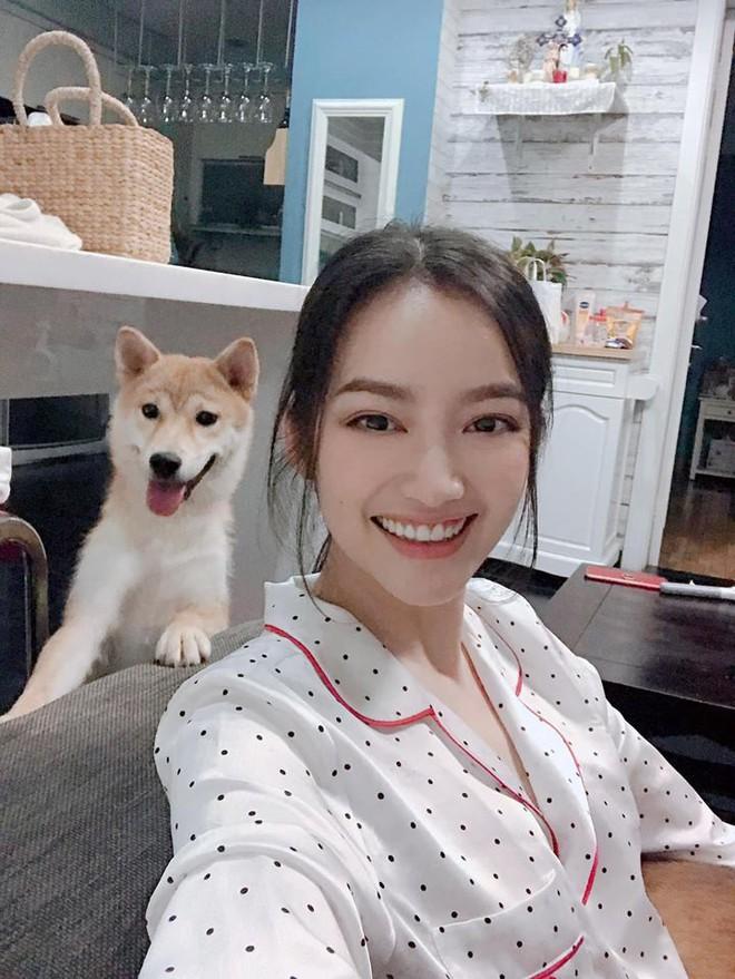 Hoa hậu Trúc Diễm: Mắt tôi đã bình thường rồi không lồi hay biến dạng nữa! - Ảnh 3.
