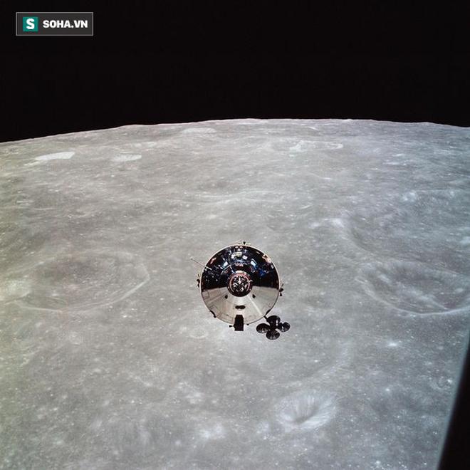 Nghi vấn tìm thấy phần còn sót lại của tàu vũ trụ Apollo 10 sau 50 năm biến mất - Ảnh 1.