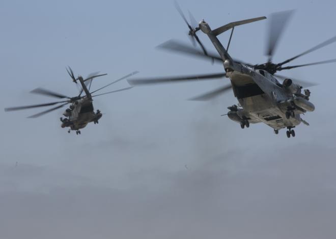 Màn biểu dương lực lượng hoành tráng của Không quân Thủy quân lục chiến Mỹ - ảnh 10