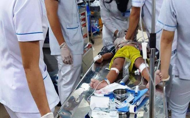 7 bà cháu ở Sài Gòn hôn mê trong nhà, 1 bé tử vong