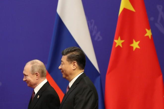 Quân sự Nga-Trung: Gấu Nga và Đảo thế giới có bị nuốt chửng bởi Rồng Trung Quốc? - Ảnh 2.
