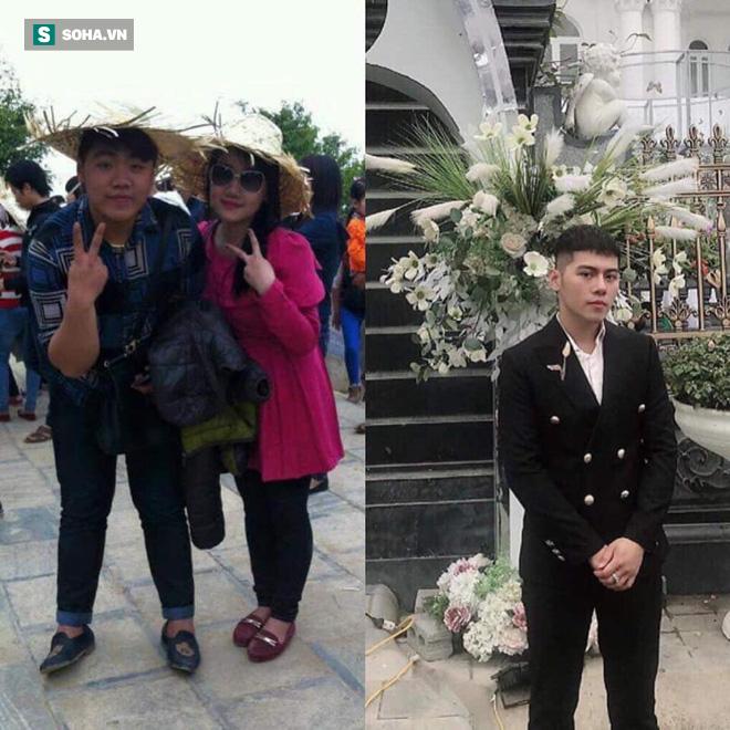 Giảm liền 45kg sau một câu nói, 3 năm sau chàng trai Thanh Hoá có màn lột xác không ngờ - Ảnh 1.
