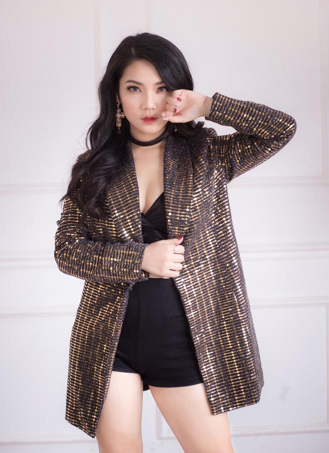 Nhan sắc xinh đẹp của nữ ca sĩ KALYN - học trò Dương Hoàng Yến - ảnh 3