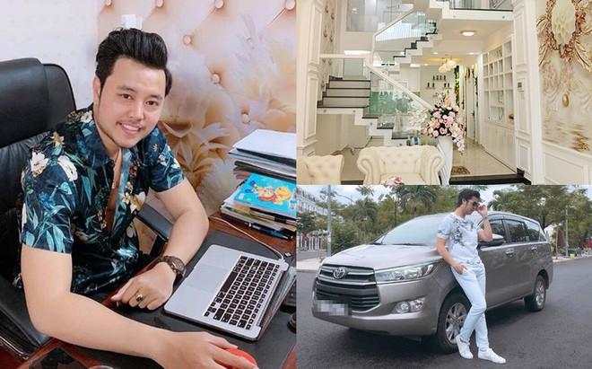 Vũ Hoàng Việt sau khi chia tay tỷ phú già U60: Kiếm hàng trăm triệu một tháng, mua nhà 10 tỷ