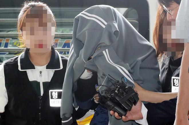 Người phụ nữ ra tay giết hại chồng cũ trước khi phân xác rải khắp nơi gây chấn động Hàn Quốc, cảnh sát công khai nhân dạng vì quá tàn độc - Ảnh 1.