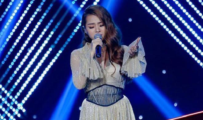 Thí sinh Giọng hát Việt 2019 gây tranh cãi vì thiếu tôn trọng Đông Nhi  - Ảnh 1.