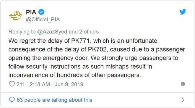 Nữ hành khách khiến cả chuyến bay bị hoãn 7 tiếng đồng hồ chỉ vì lý do vô cùng khó đỡ trước giờ cất cánh - Ảnh 2.