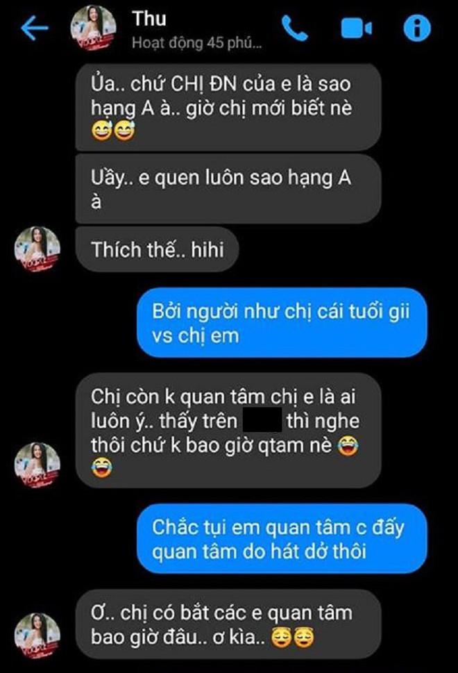 Thí sinh Giọng hát Việt 2019 gây tranh cãi vì thiếu tôn trọng Đông Nhi  - Ảnh 3.