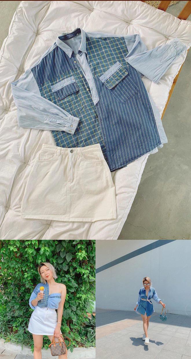 Sao Việt lẫn dàn KOLs nổi tiếng vẫn chăm chỉ tái chế quần áo cũ dù dư tiền mua đồ mới - Ảnh 5.