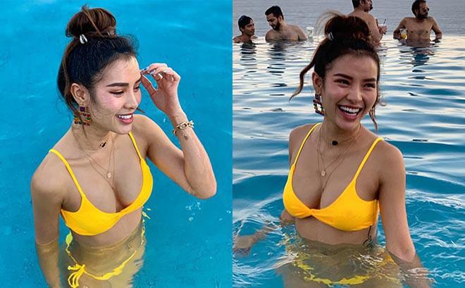 Phản ứng của Phương Trinh Jolie khi bị nói ham chơi, mê khoe ảnh bikini sexy