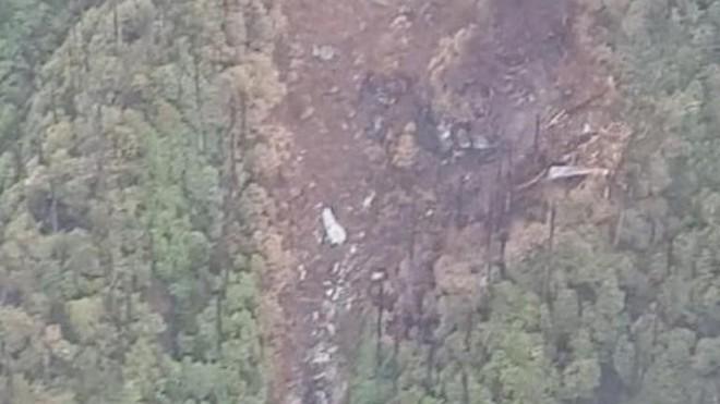 Vụ máy bay An-32 Ấn Độ bị rơi: Không một ai sống sót - Ảnh 1.