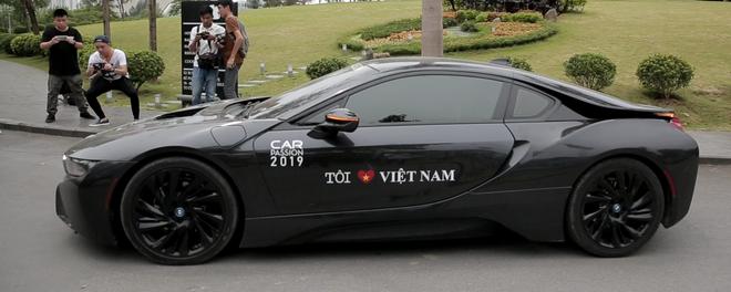 Dàn siêu xe hơn 300 tỷ của Car Passion 2019 đã bắt đầu tụ họp tại Hà Nội - Ảnh 3.