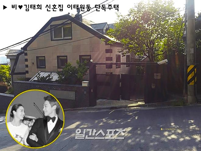 Mang thai con thứ 2, Kim Tae Hee vẫn sang Mỹ tậu biệt thự 46 tỉ đồng vì lý do gây tranh cãi - ảnh 2