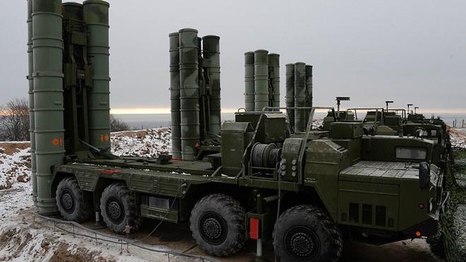 Tên lửa S-400 Nga khiến Israel ngồi không bỗng... vớ bở - ảnh 1