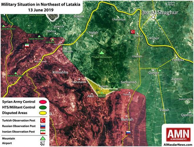 Phiến quân Syria khiến 2 ông lớn cùng lúc nổi giận - KQ Nga xuất kích bảo vệ binh sĩ Thổ Nhĩ Kỳ - Ảnh 3.