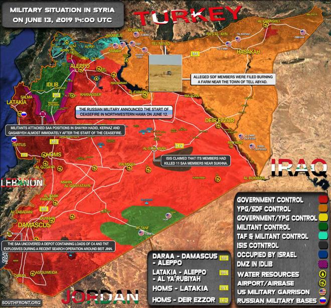 Phiến quân Syria khiến 2 ông lớn cùng lúc nổi giận - KQ Nga xuất kích bảo vệ binh sĩ Thổ Nhĩ Kỳ - Ảnh 1.