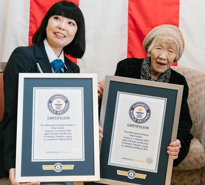 Người cao tuổi nhất thế giới bước qua tuổi 116 cho biết bí quyết sống lâu  đáng suy ngẫm - Ảnh 6.