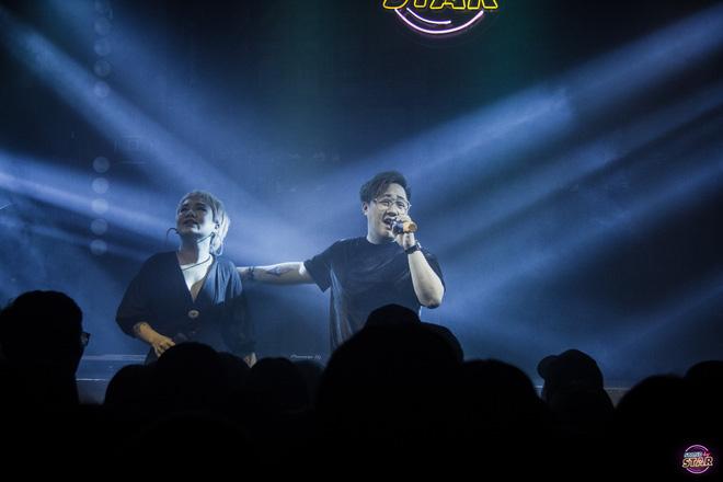 Hari Won, Hòa Minzy, Bùi Anh Tuấn mang loạt hit tên tuổi lên sân khấu Stand by star - Ảnh 7.