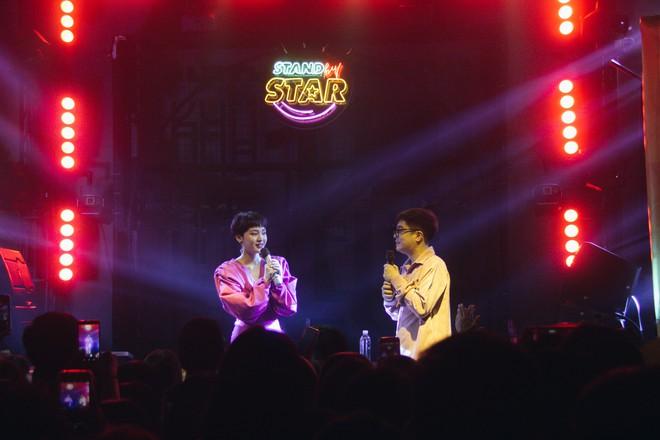 Hari Won, Hòa Minzy, Bùi Anh Tuấn mang loạt hit tên tuổi lên sân khấu Stand by star - Ảnh 6.