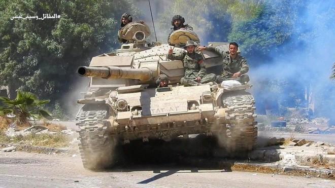Kho đạn lớn của QĐ Syria nổ tung, thiệt hại nặng nề - Quân Thổ bị tấn công, khẩn cấp nhờ Nga ứng cứu - Ảnh 10.