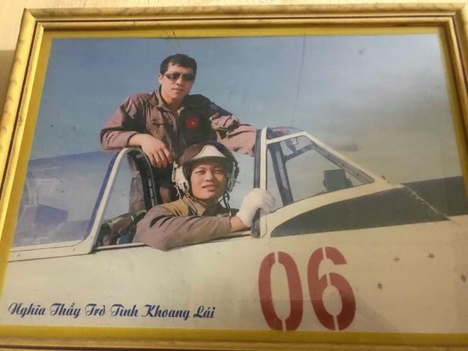 Lời hứa về giỗ mẹ của Đại úy phi công hy sinh trong vụ rơi máy bay quân sự ở Khánh Hoà - Ảnh 6.