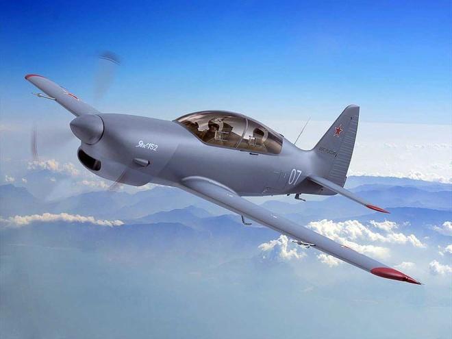 [ẢNH] Yak-152, sự thay thế hoàn hảo cho lão tướng Yak-52 - ảnh 11