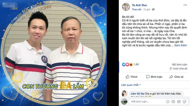 'Ngày của Cha' 2019: Sao Việt gửi loạt tâm thư vô cùng xúc động đến bậc sinh thành - ảnh 3