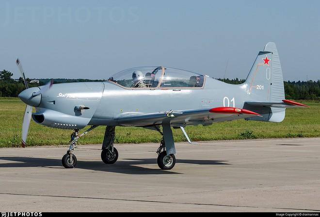 [ẢNH] Yak-152, sự thay thế hoàn hảo cho lão tướng Yak-52 - ảnh 5