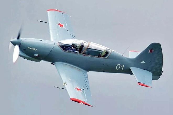 [ẢNH] Yak-152, sự thay thế hoàn hảo cho lão tướng Yak-52 - ảnh 7