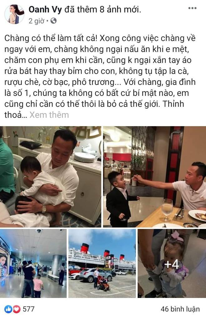 'Ngày của Cha' 2019: Sao Việt gửi loạt tâm thư vô cùng xúc động đến bậc sinh thành - ảnh 7