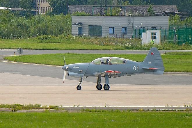 [ẢNH] Yak-152, sự thay thế hoàn hảo cho lão tướng Yak-52 - ảnh 8