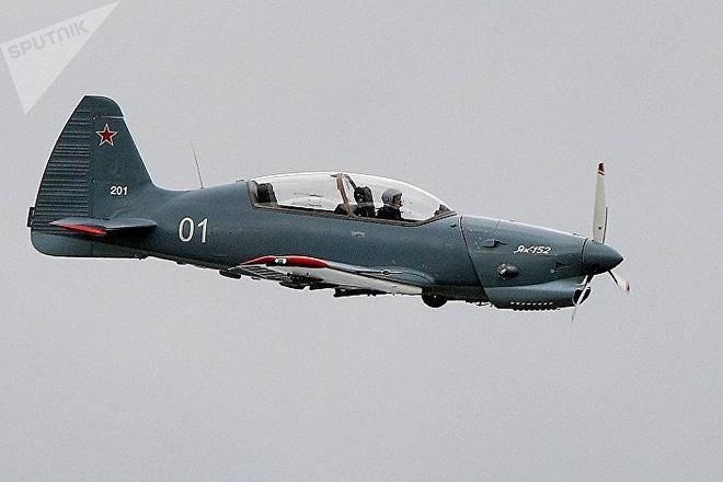 [ẢNH] Yak-152, sự thay thế hoàn hảo cho lão tướng Yak-52 - ảnh 9