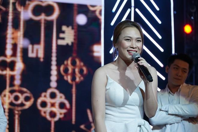 Khán giả thích thú khi Mỹ Tâm ngẫu hứng hát tiếng Hàn - Ảnh 1.