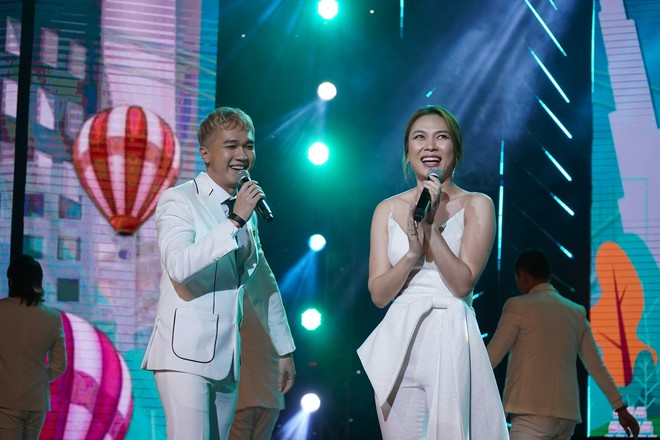 Khán giả thích thú khi Mỹ Tâm ngẫu hứng hát tiếng Hàn - Ảnh 7.
