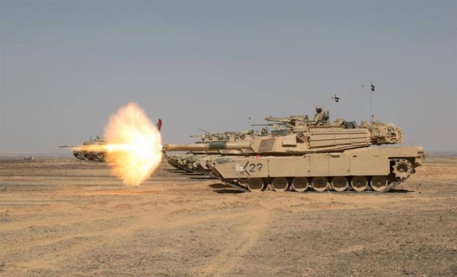 Soi sức mạnh biến thể Abrams M1A2 SEPv3 của Mỹ - ảnh 1