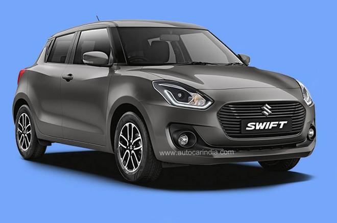 Ra mắt Suzuki Swift mới đẹp long lanh giá chỉ từ 172 triệu đồng/chiếc - Ảnh 1.