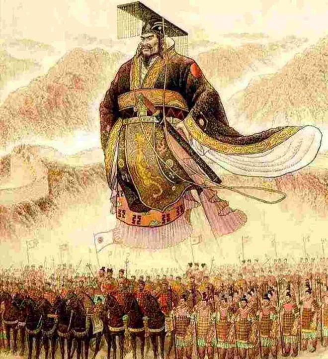 Để Tần Thủy Hoàng lên ngôi hoàng đế, 5 nước này đã phải chết mãi mãi - ảnh 1