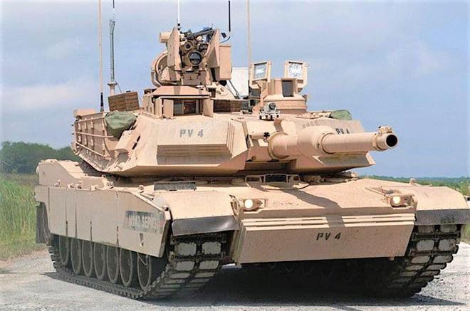 Soi sức mạnh biến thể Abrams M1A2 SEPv3 của Mỹ - ảnh 2