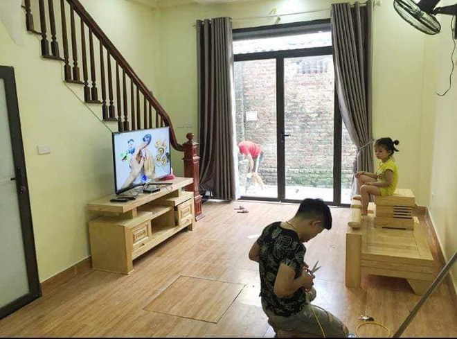 Với 160 triệu đồng, vợ chồng trẻ liều mua nhà 3 tầng Hà Nội gây sửng sốt và đây là trọn bộ bí quyết - ảnh 10