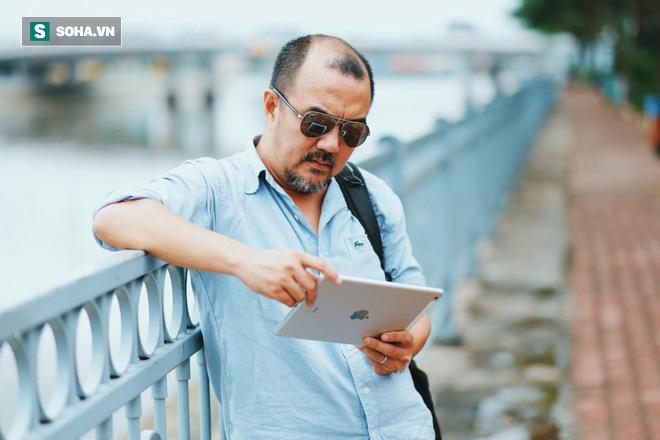 Quốc Thuận: Tôi bức xúc và bị tổn thương khủng khiếp - ảnh 1