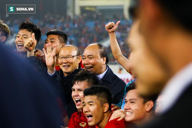 Chủ tịch VFF: Thầy Park không lo thiệt, cứ lấy HCV SEA Games đã - Ảnh 1.